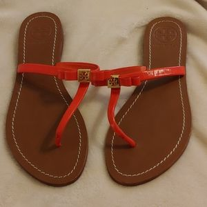 - Tory Burch sandals